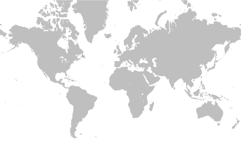 Mercer Canada Mercer Global Office Locations - Location of canada in world map